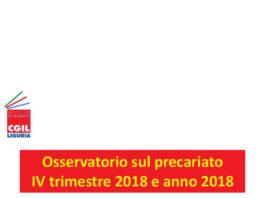 COPERTINA Assunzioni in Liguria nel IV trim
