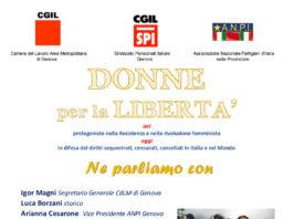 DONNE PER LA LIBERTA 2019