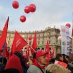 manifestazione 9 febbraio 2019 #FuturoalLavoro