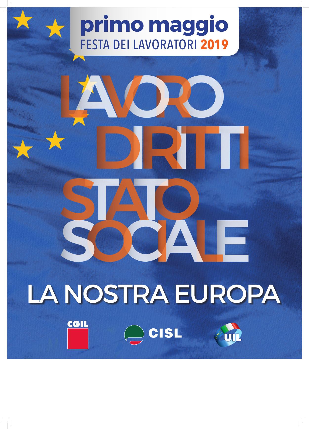 la Cgil alla manifestazione del Primo Maggio a Bologna | CGIL