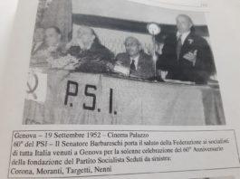 celebrazioni partito socialista