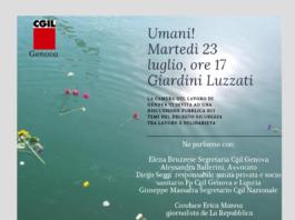 programma evento Umani