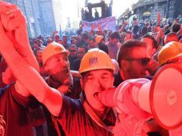 sciopero in tutti gli stabilimenti Arcelor Mittal