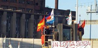 Incontro a Genova Sindacati Arcelor Mittal piccole luci mentre si avvicina la tempesta