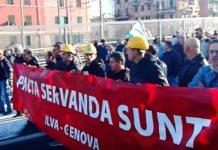 Arcelor Mittal, a Genova nessun licenziamento