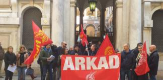 Arkad Spa oggi incontro in Comune e venerdì sciopero A Milano