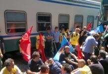 sciopero appalti ferroviari