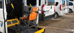 coop sociali e radio taxi trasporto disabili