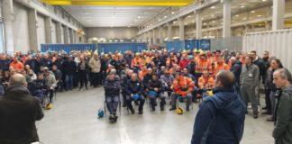 Arcelor Mittal Manganaro, nessuno sarà lasciato indietro