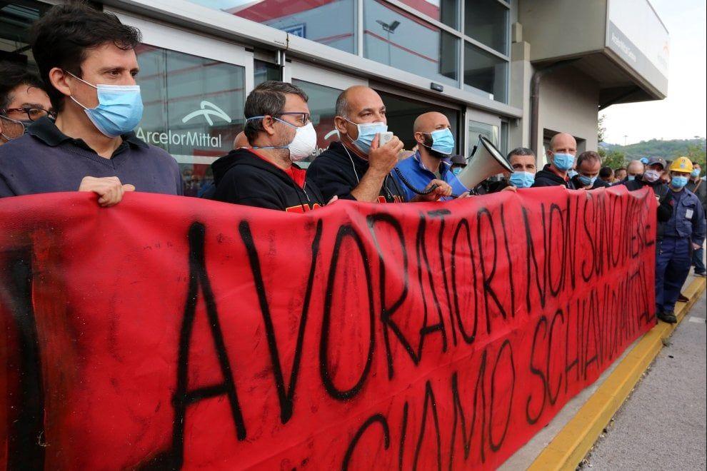Lettera solidarietà CGT Fos a operai AM Genova