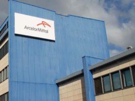 Volantino sindacale della rsu/rls ArcelorMittal Genova Cornigliano