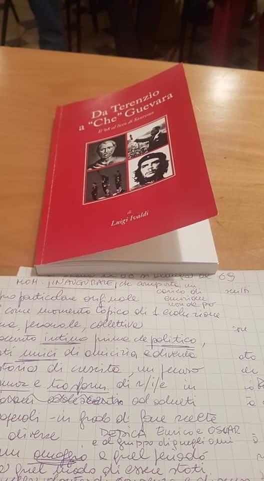 Da Terenzio a Che Guevara: Il '68 al liceo di Sanremo