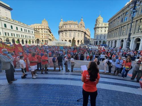 Genova, 30 giugno 2021